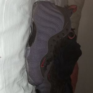 Foamposite denim